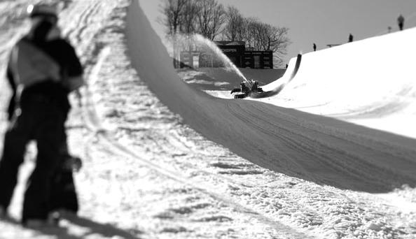 Burton US Open Half Pipe